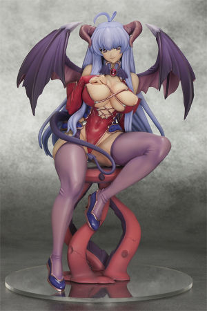 Succubus Sylvia Misty Violet Variant Figurine by Orchid Seed