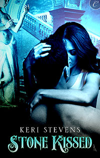 Stone Kissed eBook Cover, written by Keri Stevens