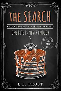The Search eBook Cover, written by L.L. Frost