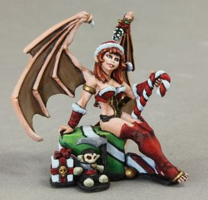 2009 Christmas Sophie Figurine by Reaper Miniatures